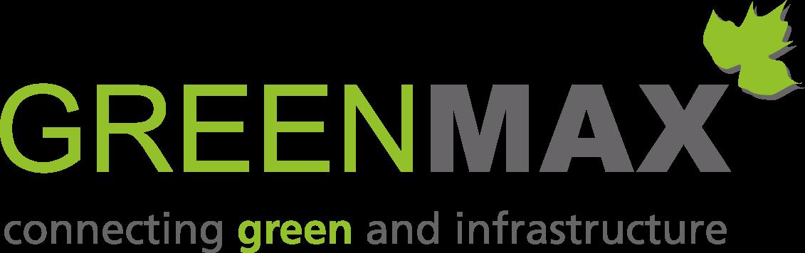 greenmax logo onderschrift grijs